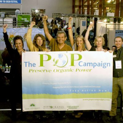 Introducing the POP Campaign