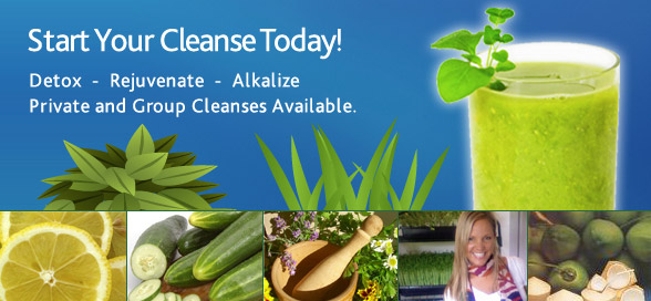 Start Your Cleanse Today!