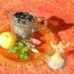 Black Sesame Seed Dressing/Paté