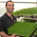 Wheatgrass, Green Juice, Oxygen & Vibrational Living with Michael Bergonzi