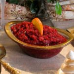 Orange Cranberry Relish