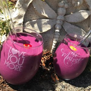 Pitaya Pink Berry Smoothies – Antioxidants Galore!